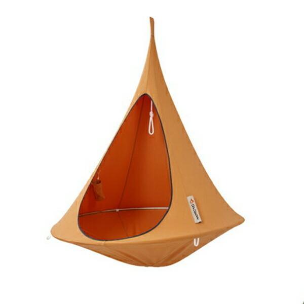 カクーン ハンモック Cacoon テント 吊り下げ テント キャンプ アウトドア 秘密基地 全2色