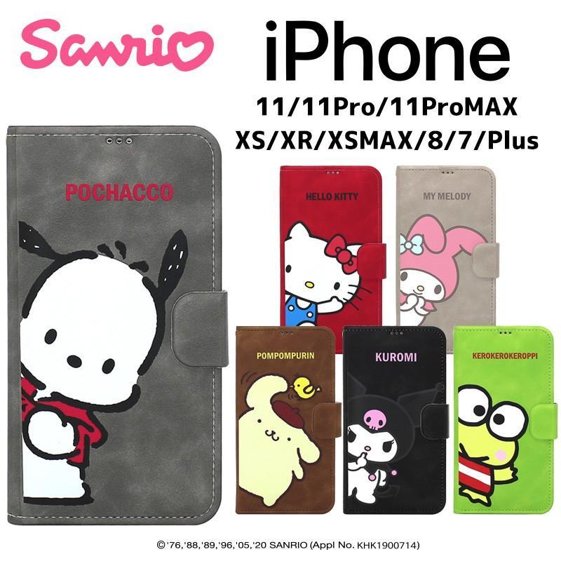 サンリオ iPhoneケース iPhone12 Pro MAX mini iPhone11 iPhoneXS iPhone8 公式 スマホケース Galaxy 手帳型 耐衝撃 ショップ 通販 アイフォン11 携帯カバー|itfriends