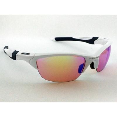 【OAKLEY】オークリー ゴルフ用レンズ搭載/HALF JACKET2.0/ハーフ ジャケット/特別カラー/パール×ネイビー