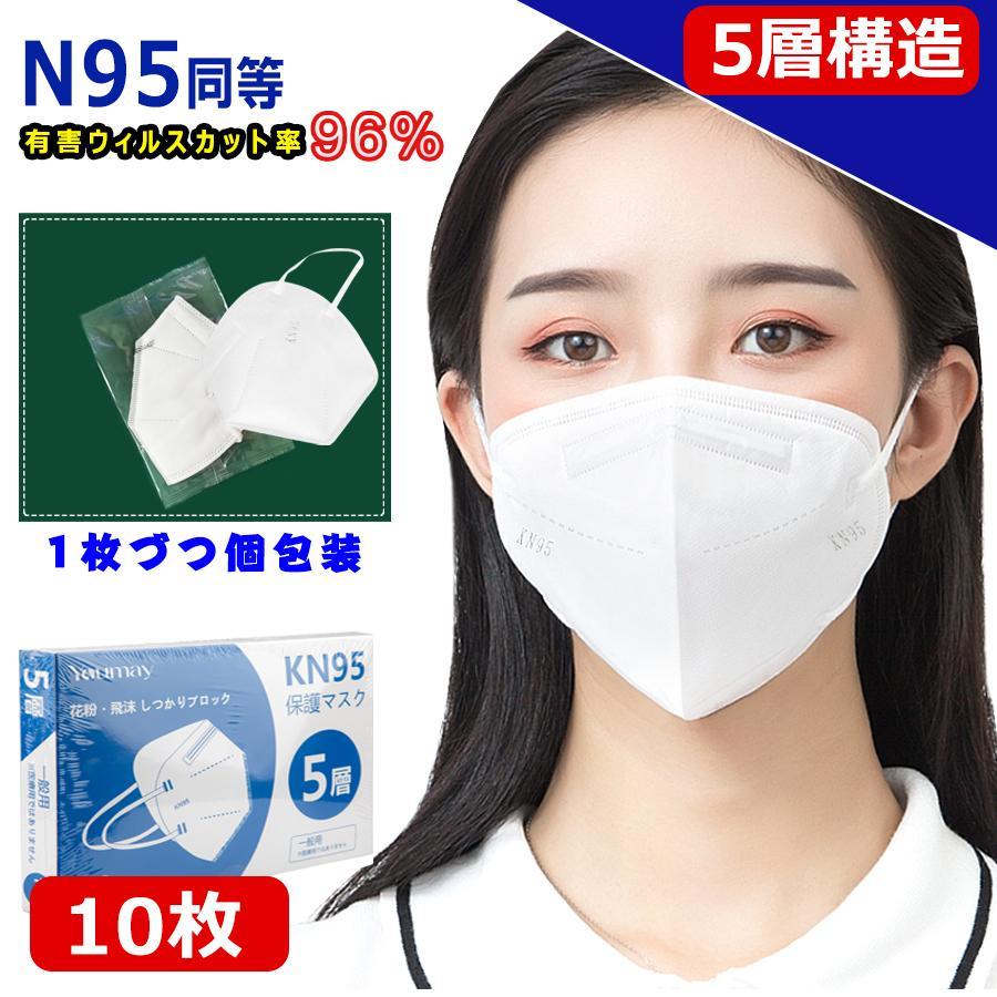 マスク kn95