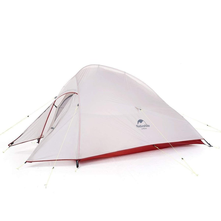 Naturehike テント 2人用 アウトドア 二重層 超軽量 4シーズン 防風防水 PU3000/4000 キャンピング プロフェッショ