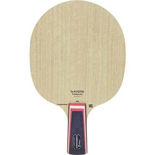 STIGA(スティガ) 卓球 ラケット カーボネード 145 中国式ペングリップ 1065-65