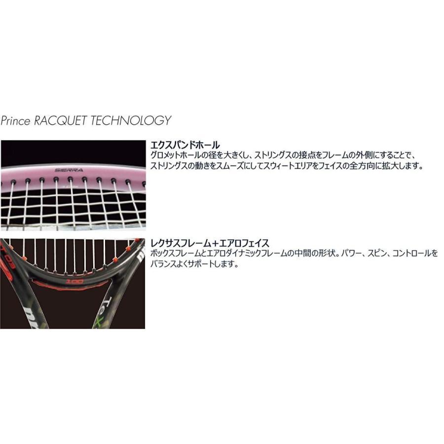 【ラッピング無料】 Prince(プリンス) 硬式テニス ラケット シエラ グリップサイズ1 105 フレームのみ ラケット グリップサイズ1 シエラ 260g 7TJ088, 江木食品:2843d09c --- odvoz-vyklizeni.cz