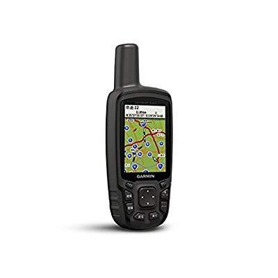 GARMIN(ガーミン) GPSMAP 64sc J トレッキングナビ 010-01199-36