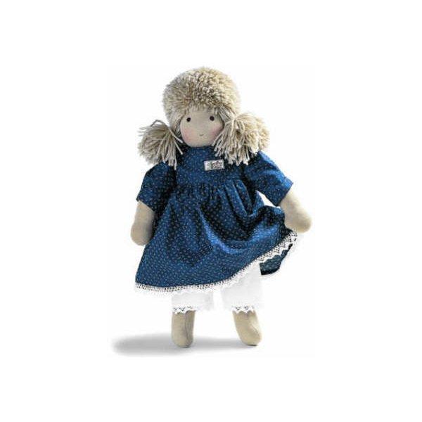 テディベア ぬいぐるみ ジルケ人形(SILKE) SILKE 45cm KOSEN(ケーセン社)知育玩具
