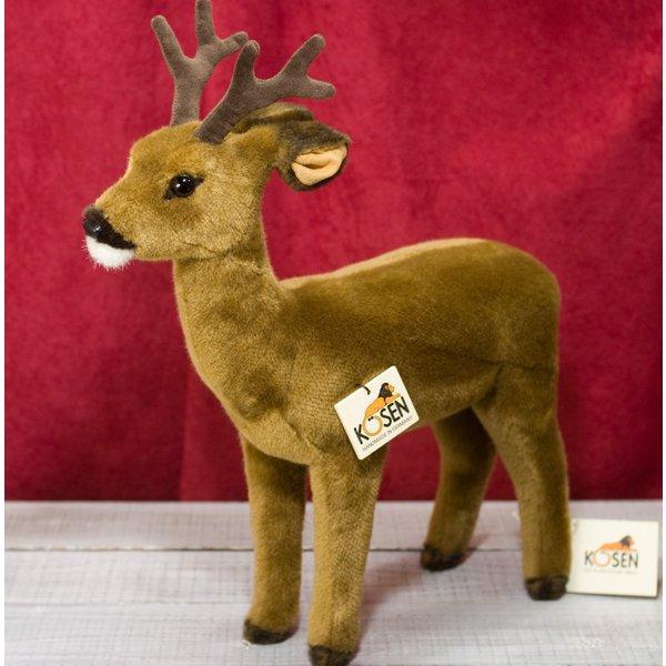ノロジカ オス KOSEN(ケーセン社) 38cm Roebuck Deer/ぬいぐるみ