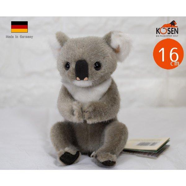 テディベア ぬいぐるみ コアラ(小) KOSEN(ケーセン社) 16cm Koala Baby/クマ/くま/テディベア