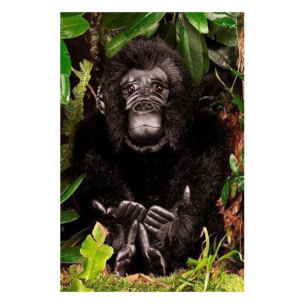 テディベア ぬいぐるみ ゴリラの母 KOSEN(ケーセン社) 34cm Mother Gorilla/ぬいぐるみ