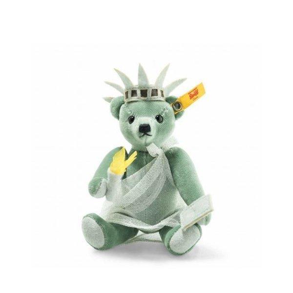 シュタイフ(steiff)ニューヨーク テディベアNew York Teddy Bear 15 cm