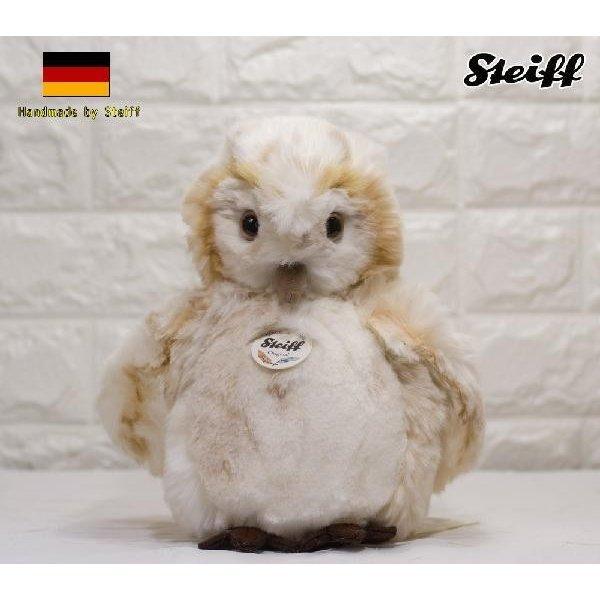 シュタイフ Steiff オーリー フクロウ Owly Owl ふくろうテディベア ぬいぐるみ 誕生日 プレゼント 内祝い ギフト クリスマス