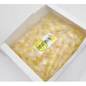 【ギフト用・送料無料】レモン塩飴(レモン塩あめ)1kg☆お中元/父の日 iwaiseika