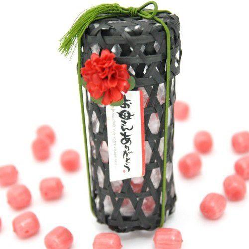 母の日キャンディーギフト 和撫子「お母さんありがとうございます」|iwaiseika