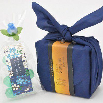 父の日ギフト 父の日 プレゼント ギフト 贈りもの 京都 和菓子 碧の極みSEキャンディーセット 送料無料|iwaiseika