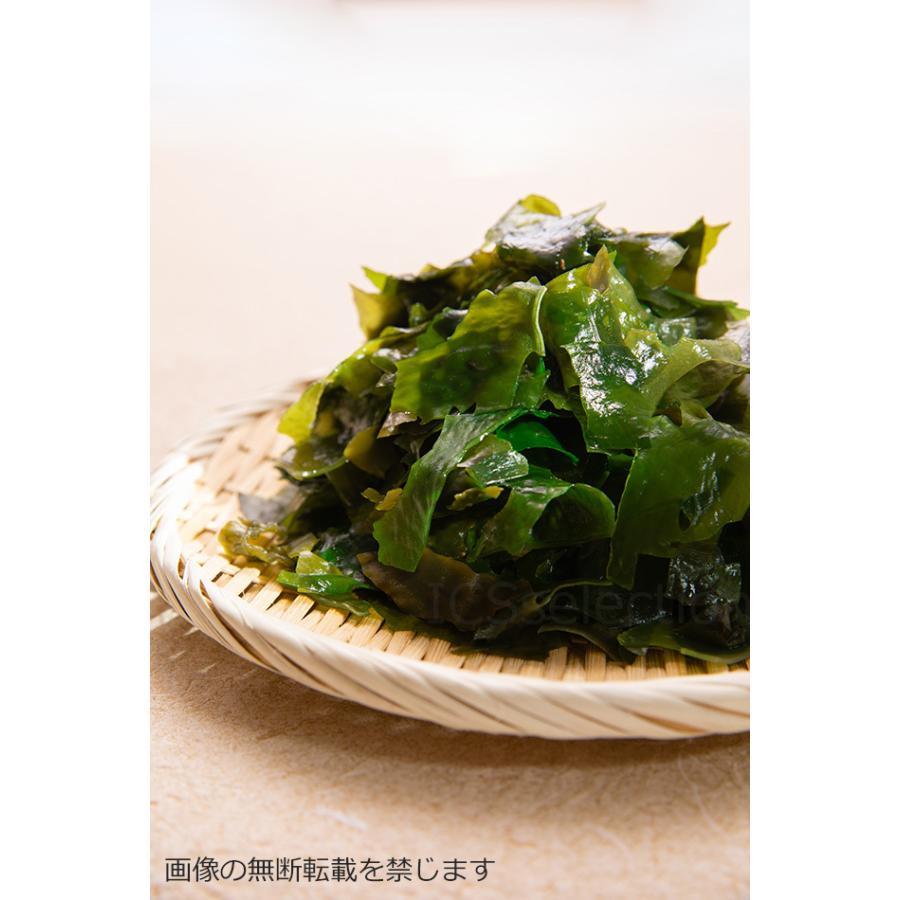 国産熊本県天草産の乾燥カットわかめ100g 海藻 ふえるわかめ メール便送料無料|ix-ix|04