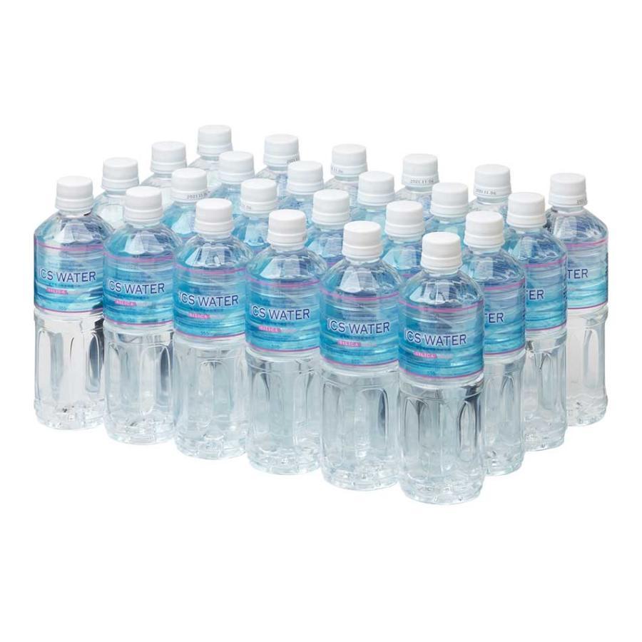 シリカ水 91mg/L イクスウォーター 555ml ペットボトル 24本 icsselection|ix-ix|02