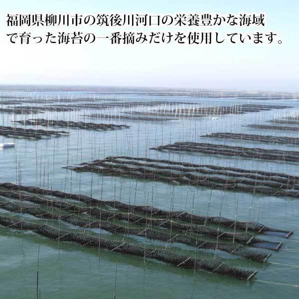 有明産一番摘み焼きもみのり100g ICSselection 全国送料無料 福岡柳川産限定|ix-ix|04