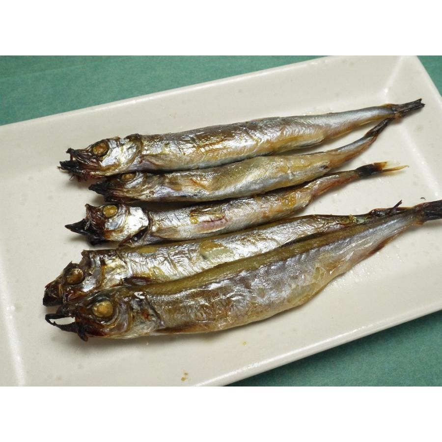 ししゃも シシャモ 柳葉魚 業務用 雄雌混じり 味付 樺太 シシャモ 500g izakayaouentai