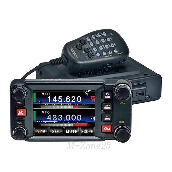 FTM-400XD 台数限定 ヤエス(YAESU) C4FM FDMA/FM 144/430帯 20W機 八重洲無線 FTM400XD