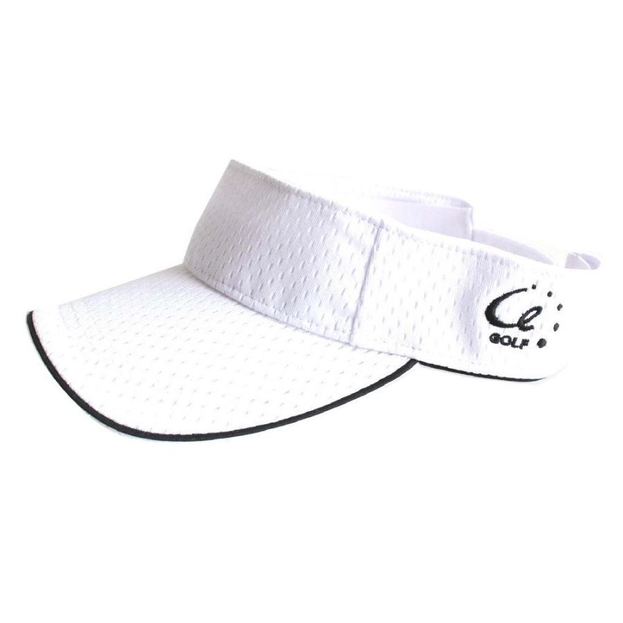 ゴルフ サンバイザー メッシュ 速乾 メンズ・レディース 男女兼用 シンプル ポリエステル 夏用 スポーツ アウトドア ブラック・ホワイト・ブラウン izumigolf 11