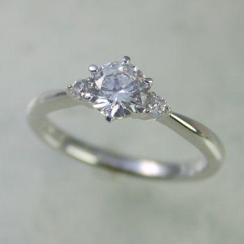 【予約販売品】 婚約指輪 1カラット 安い ダイヤモンド プラチナ プラチナ 1カラット 鑑定書付 1.07ct 婚約指輪 D VS2 3EXカット GIA, 青空商事:839960dd --- airmodconsu.dominiotemporario.com