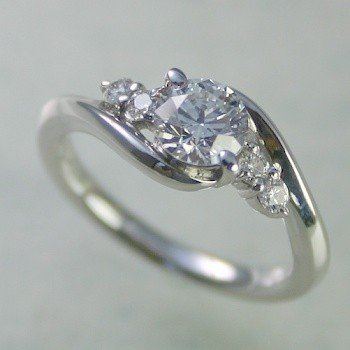 本物 エンゲージリング ダイヤモンド 安い プラチナ 0.3カラット 鑑定書付 0.301ct Fカラー SI1クラス 3EXカット H&C CGL 通販, 生地専門 UNISON TEX 28bd5c66