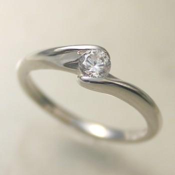 代引き手数料無料 婚約指輪 シンプル 安い プラチナ ダイヤモンド 0.3カラット 鑑定書付 0.30ct Dカラー SI1クラス EXカット GIA, ミンマヤムラ fe59ee26