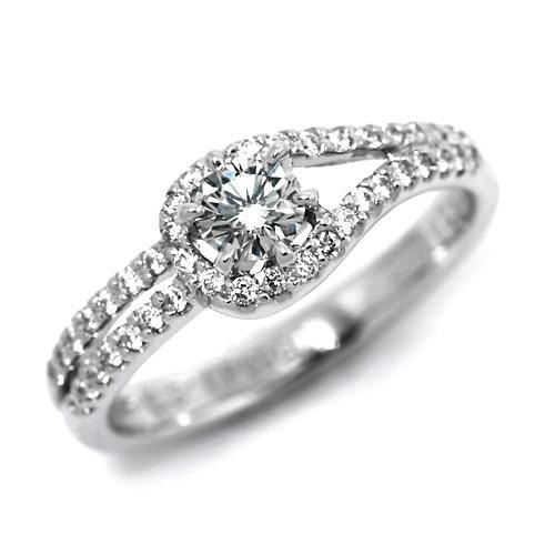 【再入荷!】 婚約指輪 安い プラチナ ダイヤモンド 0.4カラット 鑑定書付 0.41ct Dカラー FLクラス 3EXカット GIA, carina-gram 3d0f46f9