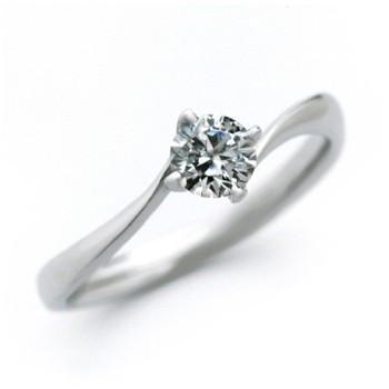 最高の 婚約指輪 シンプル プラチナ 安い ダイヤモンド リング 0.2カラット 鑑定書付 0.205ct Fカラー VS2クラス EXカット H&C CGL, MilkyFace 04bdc96e