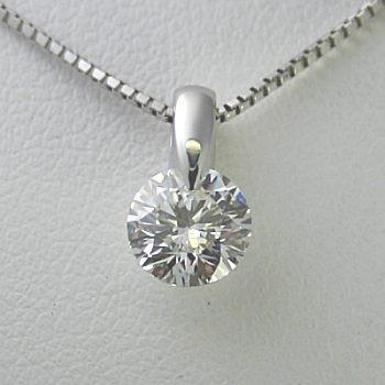 ー品販売  ダイヤモンド 一粒 ネックレス 一粒 プラチナ 1カラット プラチナ 鑑定書付 1.098ct 1カラット Fカラー SI2クラス VGカット CGL, 豊浦町:da37305c --- airmodconsu.dominiotemporario.com