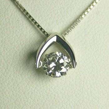 熱い販売 ダイヤモンド ネックレス 一粒 プラチナ 1カラット 鑑定書付 1.16ct Dカラー SI2クラス 3EXカット GIA, SLOW GAN abe5e604