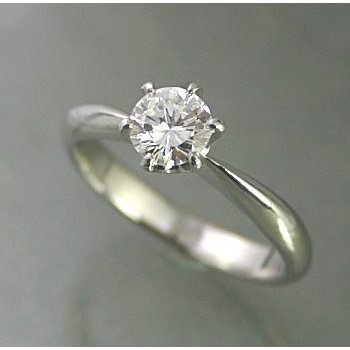 素晴らしい外見 婚約指輪 安い エンゲージリング ダイヤモンド 0.5カラット プラチナ 鑑定書付 0.505ct Dカラー VVS1クラス 3EXカット H&C CGL, AccessAccessory 61b7cdce