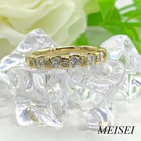 高い品質 リング 指輪 レディース 指輪 ダイヤモンド ダイヤモンド リング 0.62ct 12号 K18YG, 留寿都村:0724c5c4 --- airmodconsu.dominiotemporario.com