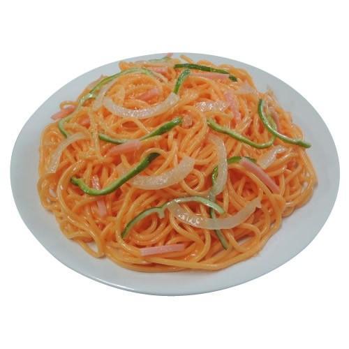 代引き・同梱不可 日本職人が作る 食品サンプル ナポリタン IP-195