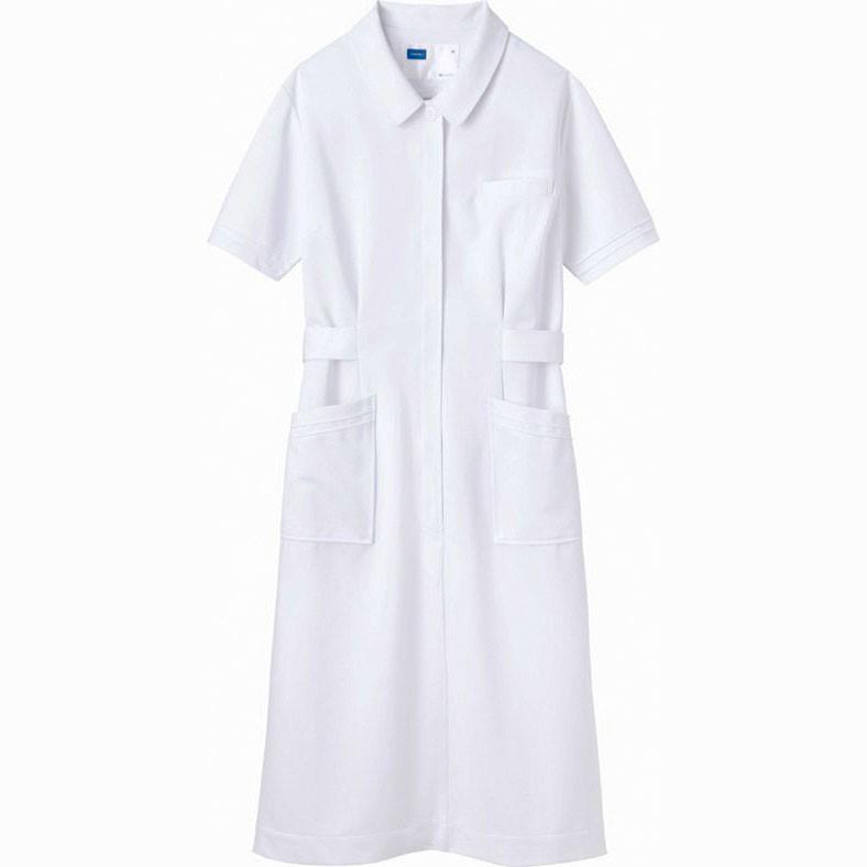 WHISEL ホワイセル ワンピース 白衣 WH10300|j-o-a-t