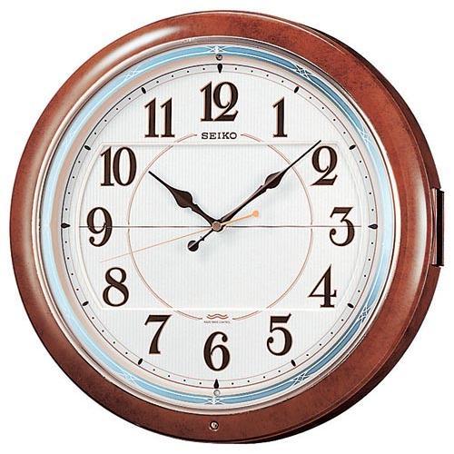 セイコー 電波からくり時計(RE559H)