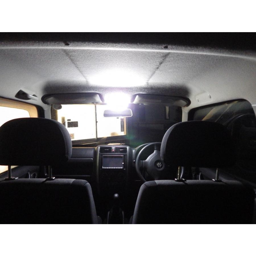 ジムニー JB23/JB43/JB33 LEDルームランプ 室内灯 LED|j-style|03