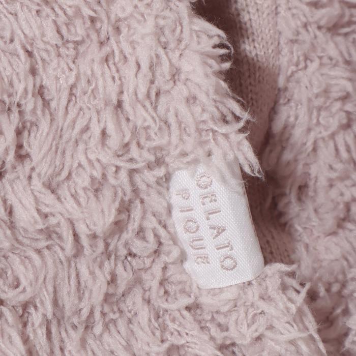 ジェラートピケ gelato pique ルームウェア パーカー 冬 長袖 おしゃれ レディース もこもこ 羽織り パジャマ/room jack-o-lantern 11