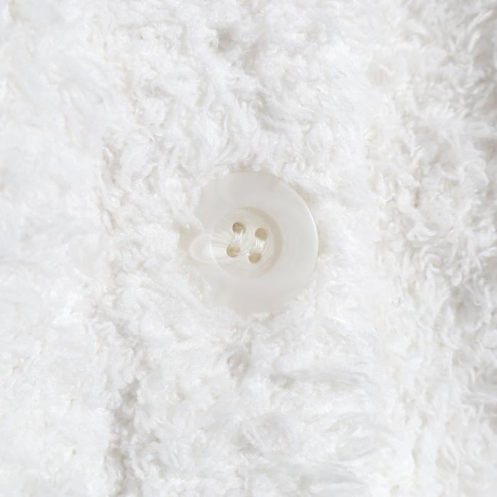 ジェラートピケ gelato pique ルームウェア カーディガン 冬 もこもこ レディース 長袖 おしゃれ 部屋着 パジャマ/room|jack-o-lantern|07