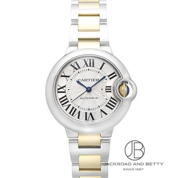 【WEB限定】 カルティエ CARTIER バロンブルー W2BB0002 新品 時計 レディース, 佐屋町 ae5fc19f