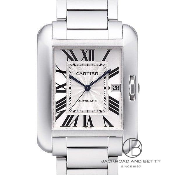 【今日の超目玉】 カルティエ CARTIER タンク アングレーズ XL W5310025 【新品】 時計 メンズ, 名入れ記念品プレゼントのビブレス ef26db13