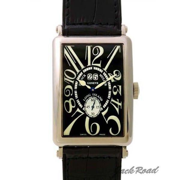 古典 フランク 時計 ロングアイランド・ミュラー FRANCK MULLER ロングアイランド グランギシェ 1200S6GG 1200S6GG【新品】 時計 メンズ, 双葉郡:c97fa001 --- airmodconsu.dominiotemporario.com