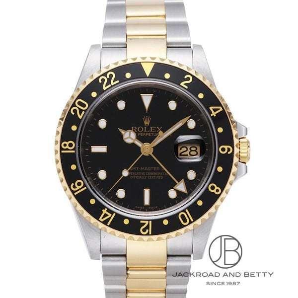 納得できる割引 ロレックス ロレックス 時計 ROLEX 16713 GMTマスターII 16713 新品 時計 メンズ, かながわけん:8c4a1809 --- airmodconsu.dominiotemporario.com