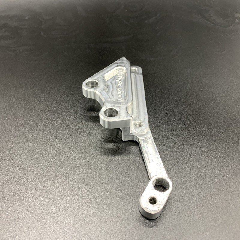 ホンダ CBR250RR(MC51) ブレンボ40mmPich フロントブレーキキャリパーサポート ABS対応 A2017削り出し|jagerlauft|06