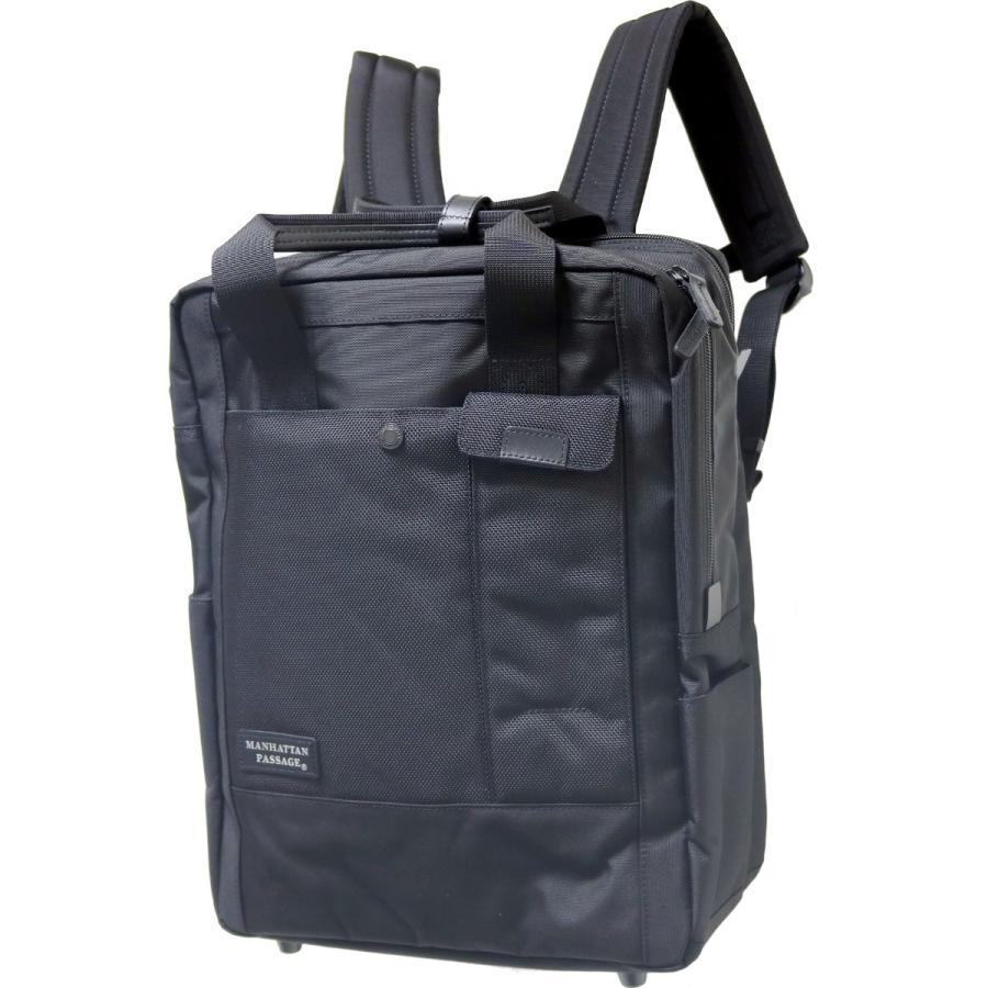 リュック ビジネスバッグ シティバックパック B4サイズ マンハッタンパッセージ ルクスツー MANHATTAN PASSAGE  Lux2 #8550|jaguar-bagshop|02