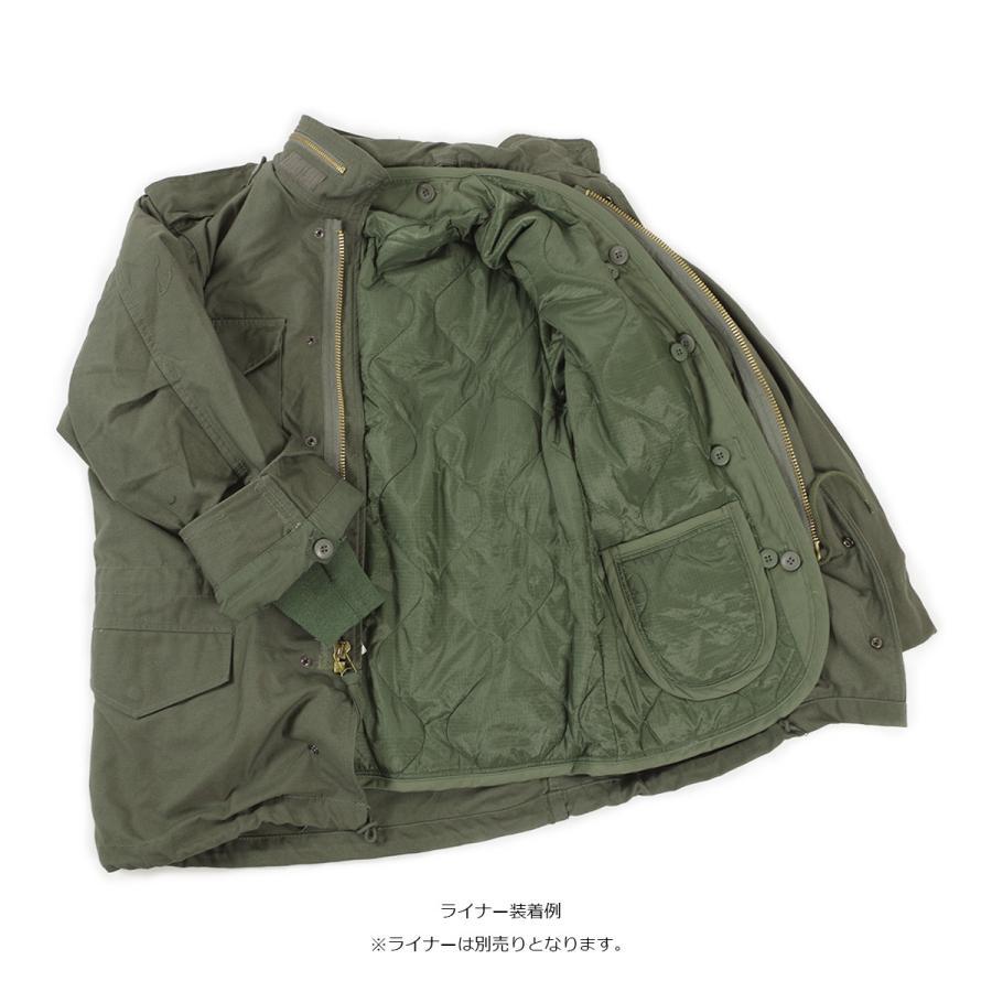 アルファ インダストリーズ ALPHA M-65 フィールドジャケット BIG SIZE 大きいサイズ M65 FIELD JACKET INDUSTRIES jalana 15