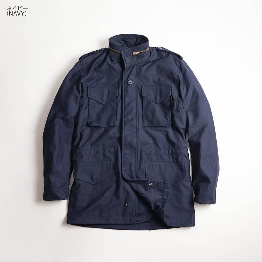 アルファ インダストリーズ ALPHA M-65 フィールドジャケット BIG SIZE 大きいサイズ M65 FIELD JACKET INDUSTRIES jalana 05