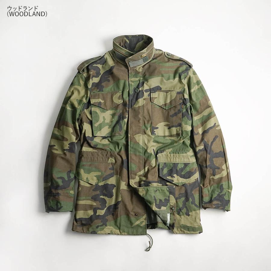 アルファ インダストリーズ ALPHA M-65 フィールドジャケット BIG SIZE 大きいサイズ M65 FIELD JACKET INDUSTRIES jalana 08