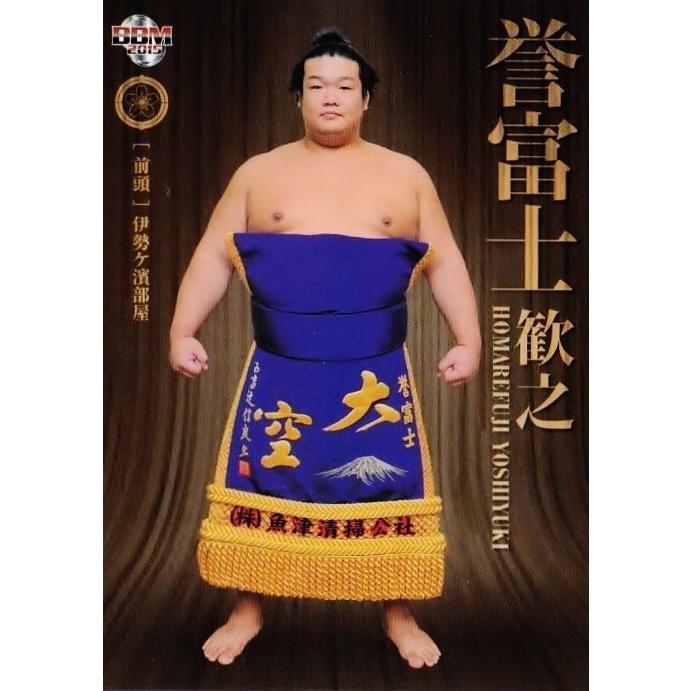 BBM2015 大相撲カード「粋」 レ...