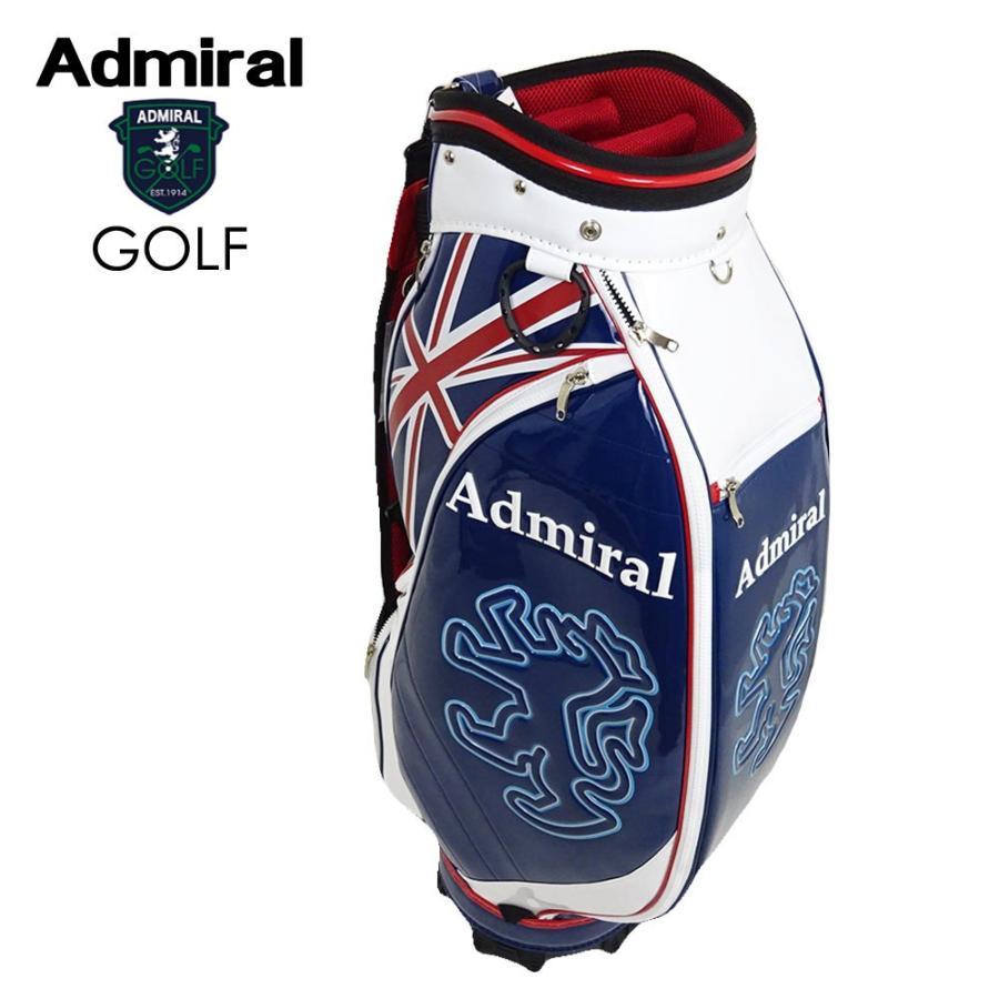 ADMIRAL GOLF アドミラル ゴルフ キャディバッグ ユニセックス ADMG9SC2 ライトウェイト スポーツ CB 軽量モデル 小平智 堀琴音