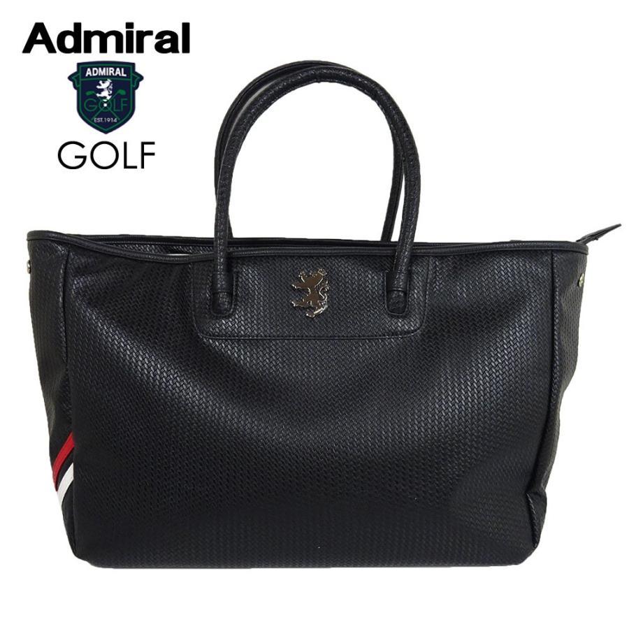 ADMIRAL GOLF アドミラル ゴルフ イントレボストンバッグ ユニセックス ADMZ9SB1 ブラック トートバッグ